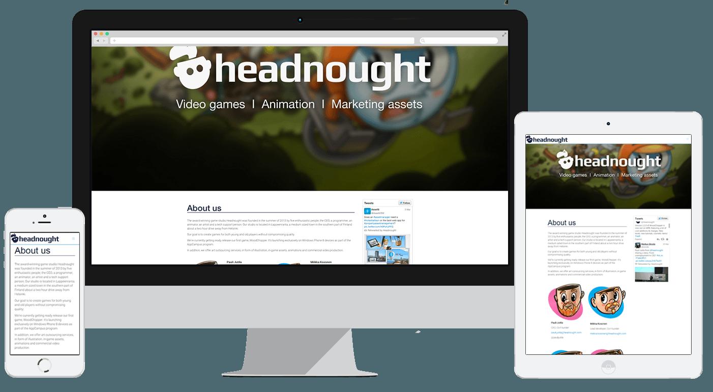 webpoint responsiiviset verkkosivut