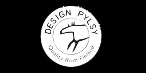 design pylsy logo